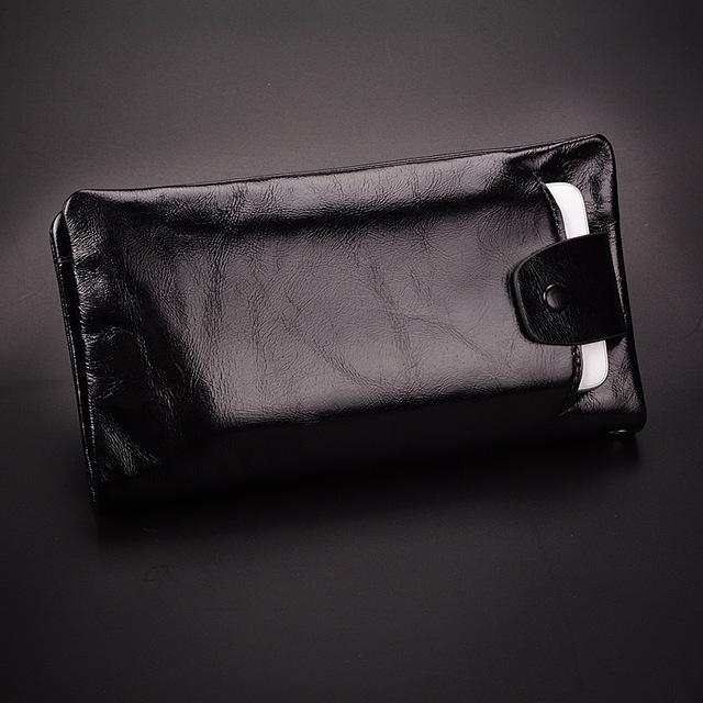 Фотография Brand men Wallets Genuine Leather Wallet Designer male Wallets Plaid fashion men Purse  High Quality ,Small Short