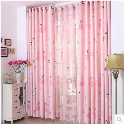 Cartoon girls cloth curtains pink curtains children bedroom curtains girls bedroom  curtain free shipping China. Popular Children Bedroom Curtains Buy Cheap Children Bedroom