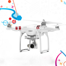 IN STOCK!! DJI Phantom 3 standard Drone rtf drone with camera with 2.7K hd camera Quadcopter In- buillt GPS system live HD view