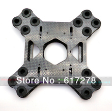 3K Carbon Fiber Shock Absorbing Plate A20 W/20 Damping Balls (suit for 4-6Kg Gimbal) Lowshipping