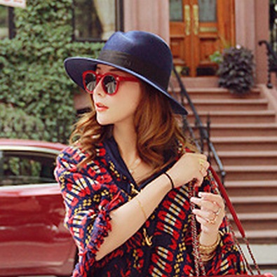 New Summer Style 2015 Sunglassess Star Girl's Fashion Round Sun Protect For Unisex Eye Vintage Glassess(China (Mainland))