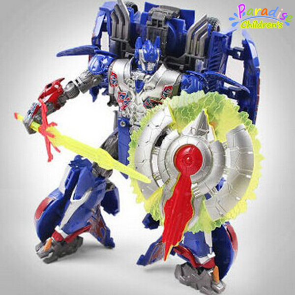30*15*16CM Newest Transformers4 the Hornet Optimus Prime Action Figure Model Toy Gift with light and sound  childrens toys<br><br>Aliexpress
