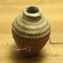 Dollhouse Miniature 1:12 Toy Kitchen A Porcelain Pot Jar Height 3cm X30#(China (Mainland))