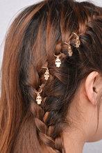 AE-CANFLY, 5 шт., женские, девичьи аксессуары для отдыха, для путешествий, уличные листья, звезды, ракушки, заколки для волос крестообразной формы, ...(China)