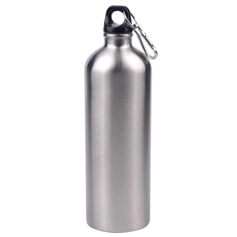Newest 1L Water Bottle Outdoor Sports Stainless Steel Water Bottle Drinkware Bottle for Bicycle Bike Thermos Kettle EM026_54(China (Mainland))