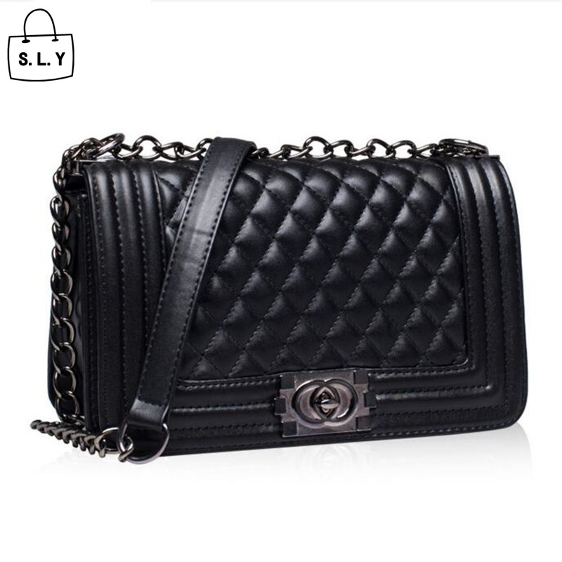 Women Shoulder Bags Famous Big Brand Woman Leather Messenger Bags Female Fashion Handbag Crossbody Bag For Girl AW388-032<br><br>Aliexpress