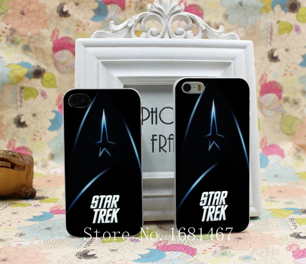 Чехол для для мобильных телефонов iPhone 4 4s 5 5s 5 g 1 Popular Movie Star Trek Spock чехол для iphone 6 глянцевый printio live long and prosper star trek