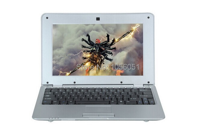 Cheapest 10 inch netbook dual core Andriod 4.2 Mini laptop computer VIA8880 1.5GHZ WIFI Webcam HDMI(China (Mainland))