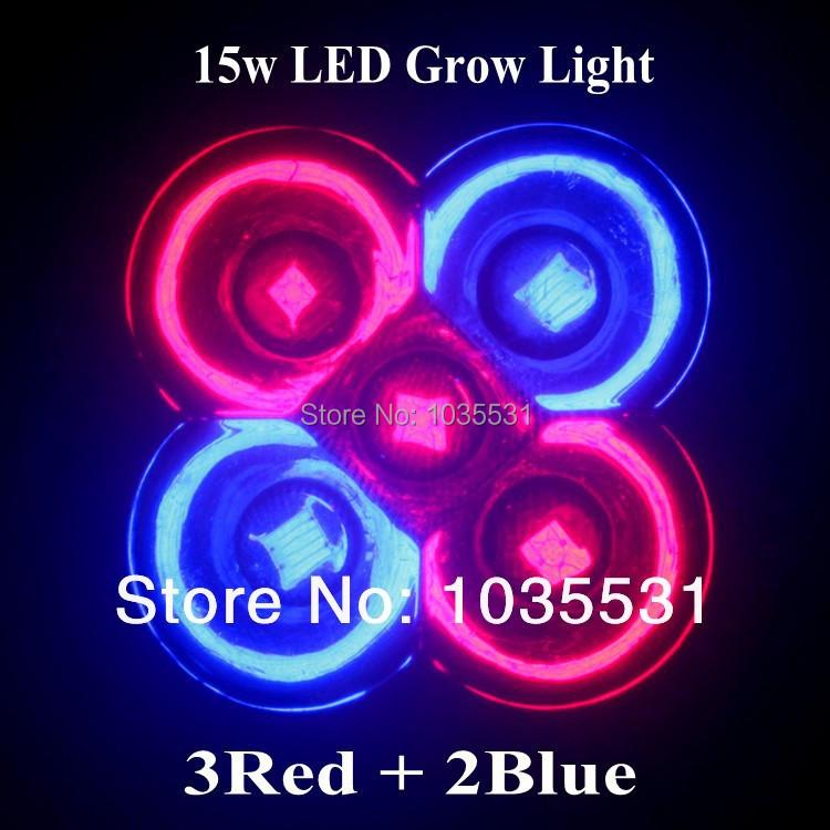 Гаджет  Newest hydroponics lighting 85-265V 15W E27 RED BLUE Hydroponic LED Plant Grow Lights led bulb LED LIGHT None Свет и освещение