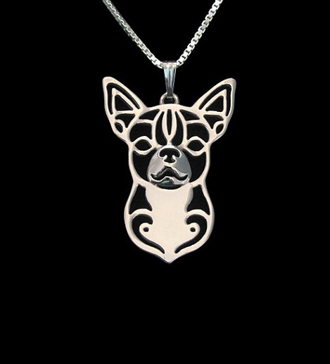 Min 1pcs Golden Retriever Necklace 3D Hollow Animal Puppy Dog Lover Pendant Memorial Necklaces Christmas Gift Friend(China (Mainland))