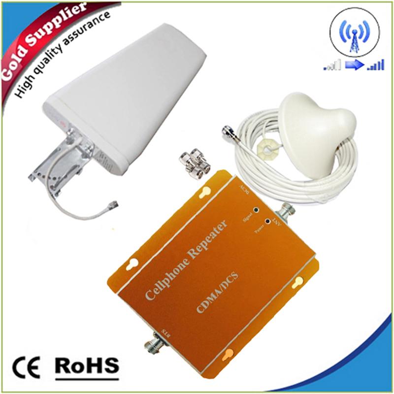 Tri band repeater gsm 4g signal booster 850/900/1800 signal amplifier New Zealand Telecom vodafone Repetidor De Sinal Celular(China (Mainland))