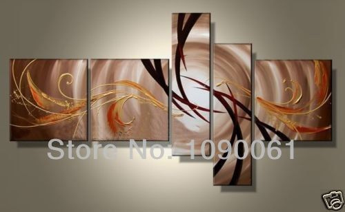 Living Room Wall Decor Sets : Wall Decor Large Canvas Paintings Picture For Living Room Oil Art Set ...
