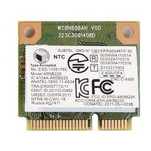 New Atheros AR5B225 WIFI Wireless Bluetooth BT 4.0 Half MINI PCI-E Card Better than 1030 6235 6230 150M Laptop Network Adapter(China (Mainland))