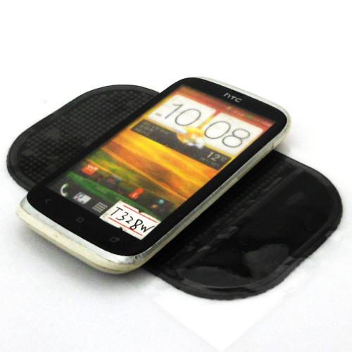 Mobile Holder ANTI Slip Car Dash Non Dashboard Sticky Mat For HTC T328w Desire V / T328e Desire X(China (Mainland))