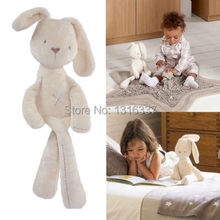 2014 Cute Soft Good Rabbit Bunny Plush Toy Doll For Kids Babys Gift(China (Mainland))