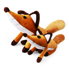 The Little Prince plush dolls ,the little Prince and the fox 40cm/60cm stuffed animals plush education toys for baby(China (Mainland))