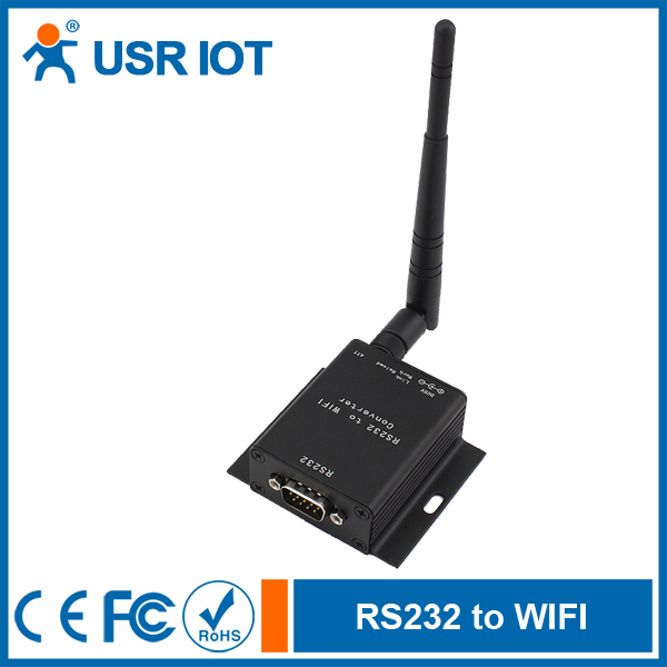 (USR-WIFI232-200) CC3000,Serial RS232 to Wireless Server,Support WIFI2.4 GHz(China (Mainland))