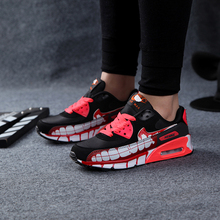 2016 fashion Spring Autumn Unisex Lovers Air cushion lace-up shoes ULZZANG Cartoon Animation Tokyo ghouls casual shoes Men Women