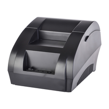 58mm thermal receipt printer 58mm usb thermal printer usb pos system supermarket NT-5890K(China (Mainland))