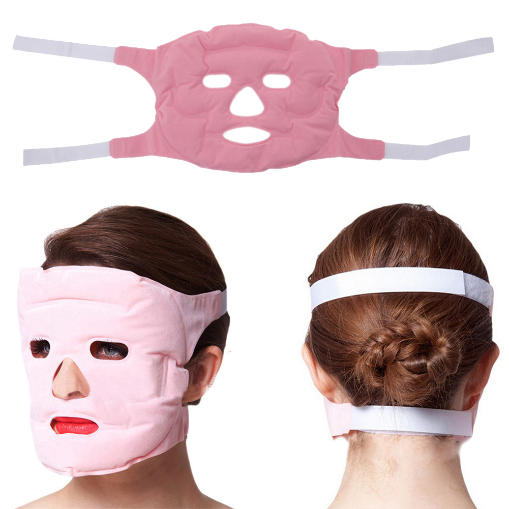 Tourmaline Gel Magnet Facial Mask Slimming Beauty Massage Face Bioaqua Vshaped Sheet V Shaped Shape Getsubject Aeproduct