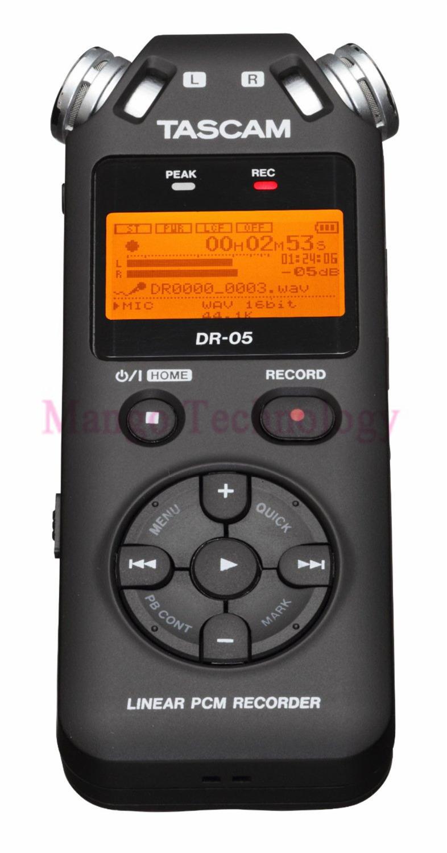 2016 dr-05 Handheld Professional Portable Digital Voice Recorder MP3 Recording Pen(China (Mainland))