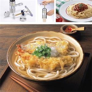 2014 New NE Designer Stainless Steel Noodle Maker Manual Pasta Tool Machine Maker EN(China (Mainland))