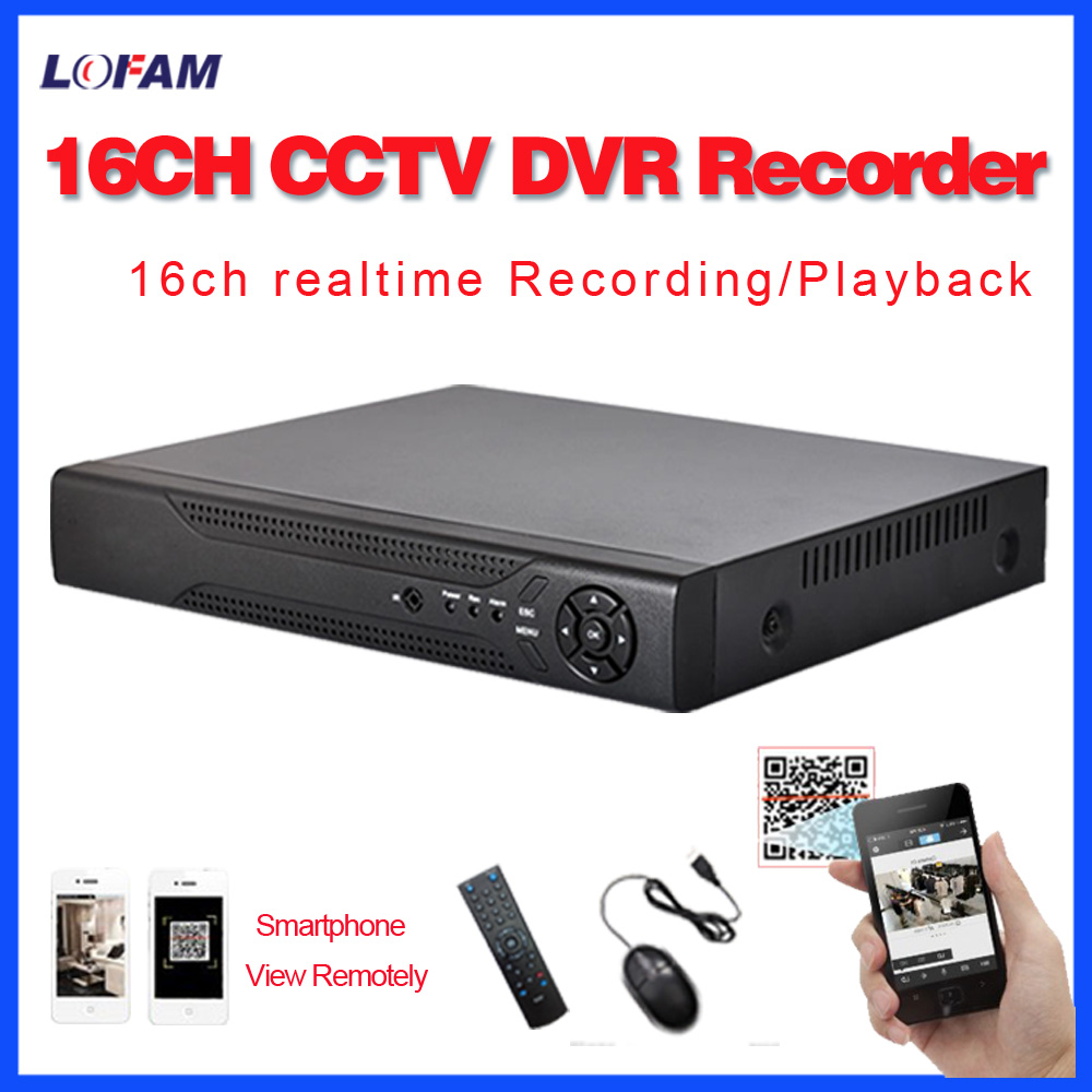 Aliexpress.com : Buy LOFAM 16channel Real time recording ...