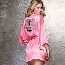 Plus size sexy silk robe for women shower summer style nightgown silk robes female pajamas cloth bathrobe dressing gowns yukata(China (Mainland))