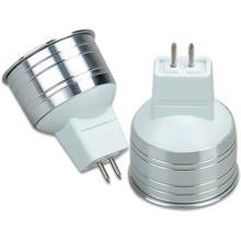 Buy MR11 High Power 3W Warm White LED Lamp G4 Spot Light Bulb 12V downlight cold white shotlight ceiling lights luz Lampada for $1.89 in AliExpress store