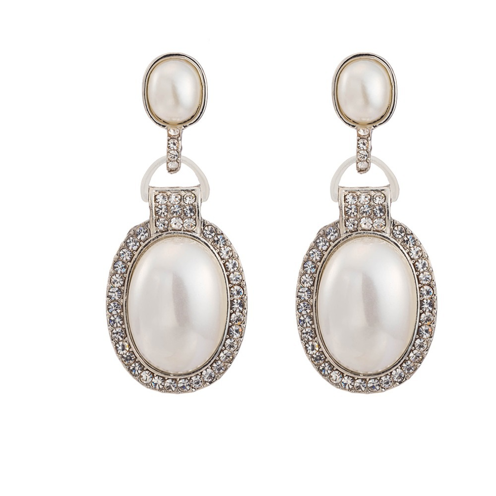2015 statement fashion jewelry for pearl shining