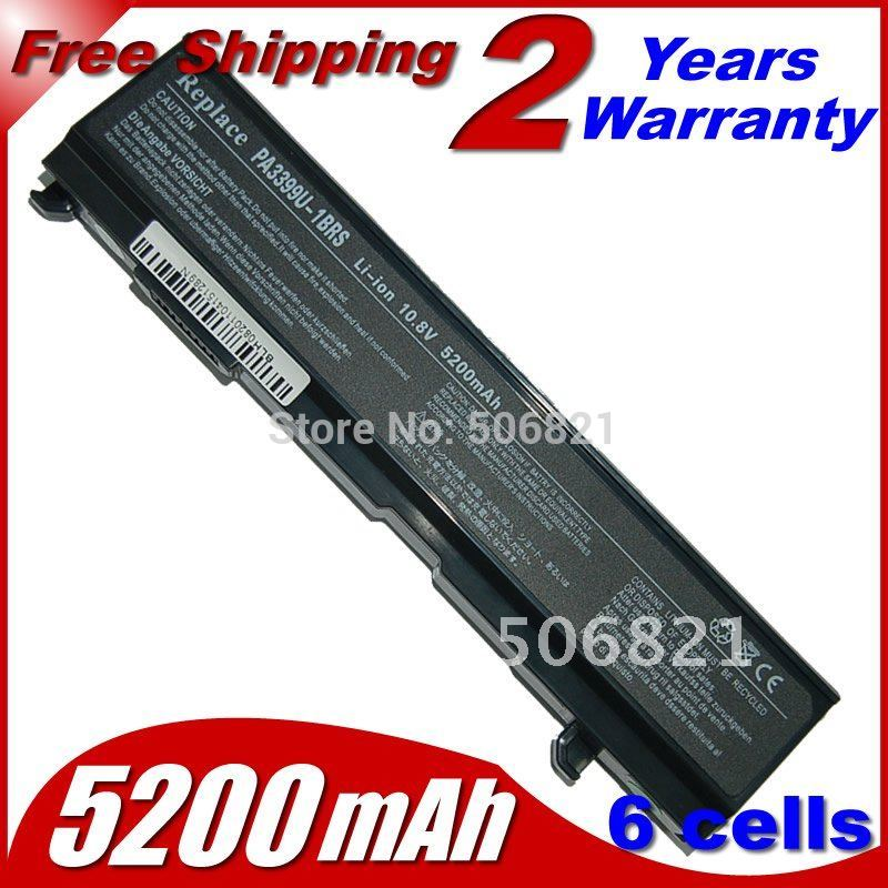 Replacement Laptop Battery for Toshiba Tecra A6 A5-S516 A5-S6215T A6-104 A6-S513 A6-ST3112 A6-EZ6311 A6-EZ6312(China (Mainland))