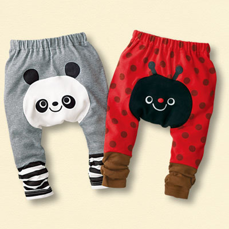 2016 New PP pants baby trousers kid wear busha pants hot model for Autumn/Spring drop shipping baby cotton pant baby pp pants