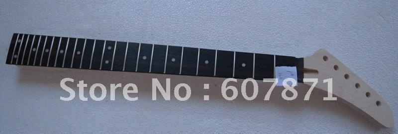 1pcs NEW high quality   Unfinished electric guitar neck  Rose Fretboard<br><br>Aliexpress