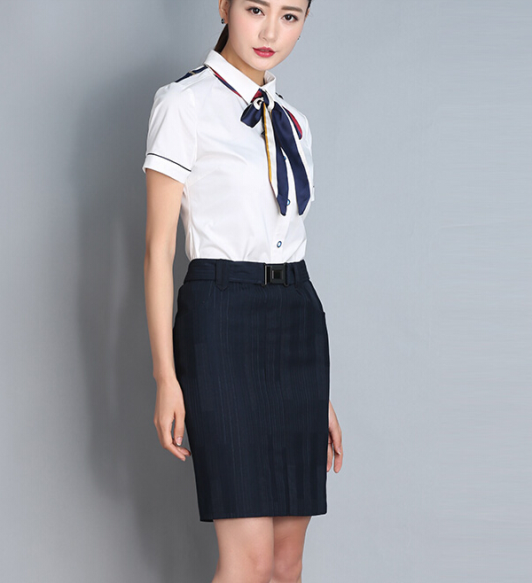 Online buy wholesale cocktail uniforms from china cocktail for Office design uniform