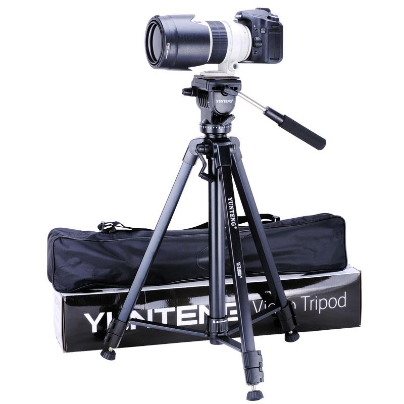 Cloud tripod 800 VCT - 860 room upgrade   DV camera tripod<br><br>Aliexpress