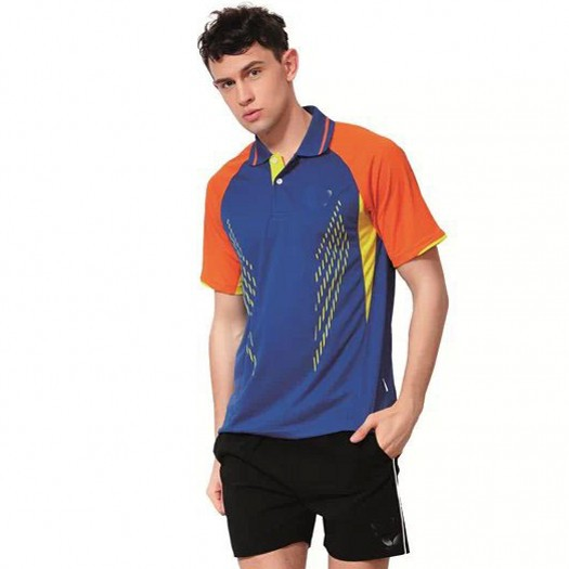 C5 New breathable perspiration badminton table tennis clothes clothing casual sportswear tourism short men B260(China (Mainland))