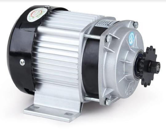 650w Dc 48v / 60V brushless motor, electric bicycle motor