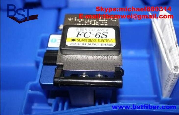 Brand New Sumitomo FC-6S Optical Fiber Cleaver,Fiber Optic Cleaver,High Precision Cleaver,Fiber Cutter(China (Mainland))