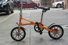 Mini Folding Bike folding bicycle Road Bikes 14 Inch Portable Bicycle Aluminum Alloy bicicleta plegable mountain bike Fahrrad(China (Mainland))