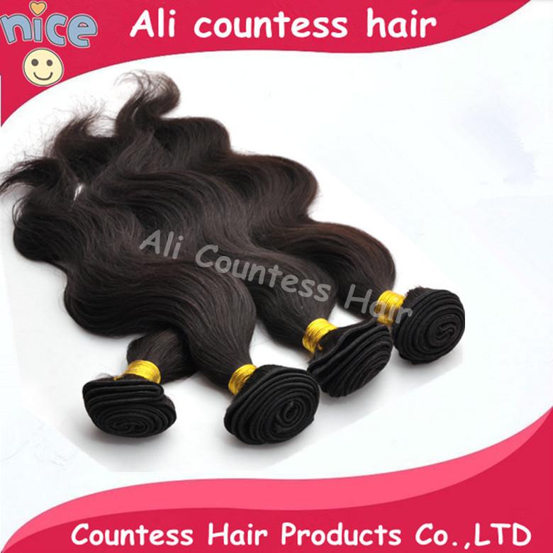 Peruvian virgin hair body wave rosa products mix length,Grade 5A,Can dye colors fast shiping - Queen beautyhair salon store