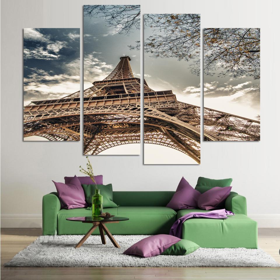 Online Krijg Goedkoop Eiffeltoren Schilderen -Aliexpress.com ...