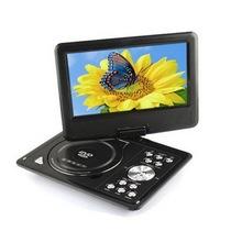 2015 новый 9.8 дюймов портативный dvd-плеер MP3 MP4 VDIEO игры с высоким разрешением цветной TFT жк-экран AV вход выход