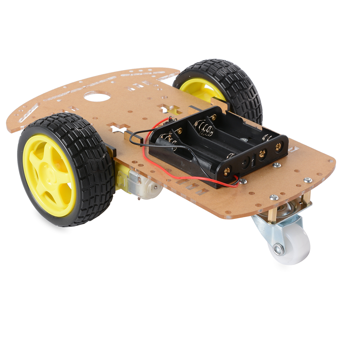 Smart robot car chassis tracing kit speed encoder wheel