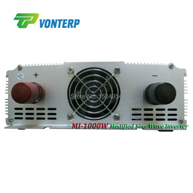 1000W 1KW dc 24v to ac 110v 1000w modified sine wave inverter(China (Mainland))