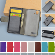 Buy Hot Sale Black PU Leather Book Case BQ Aquaris E4 E4.0 Cover Wallet Stand Card Holder Sleeve Flip Cover JR Brand for $5.00 in AliExpress store