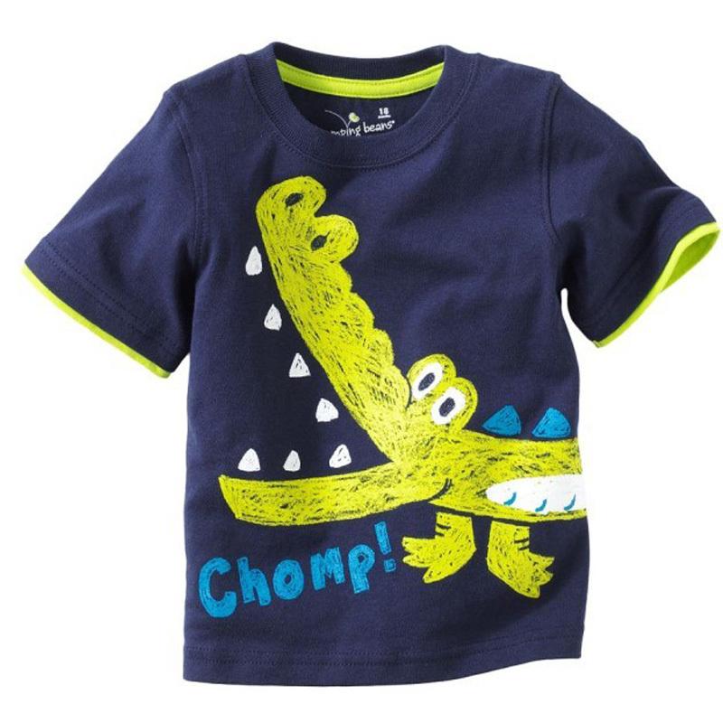 Summer Style Children T Shirt Girls Boys Clothes Clothing Brand Kids T shirt for Girl Boy Tees top Short sleeve(China (Mainland))