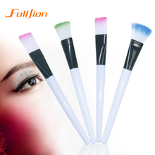 1 pcs Professional makeup Concealer brush set Colorido make up tool kit pincéis de maquiagem ferramentas de beleza blush para o rosto da marca