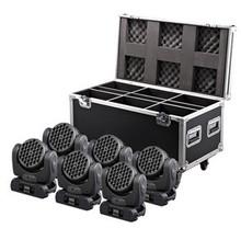 DHL Free Shipping 36X3W RGBW LED Beam Wash Moving Head Stage Light WIth DMX512 DJ Disco