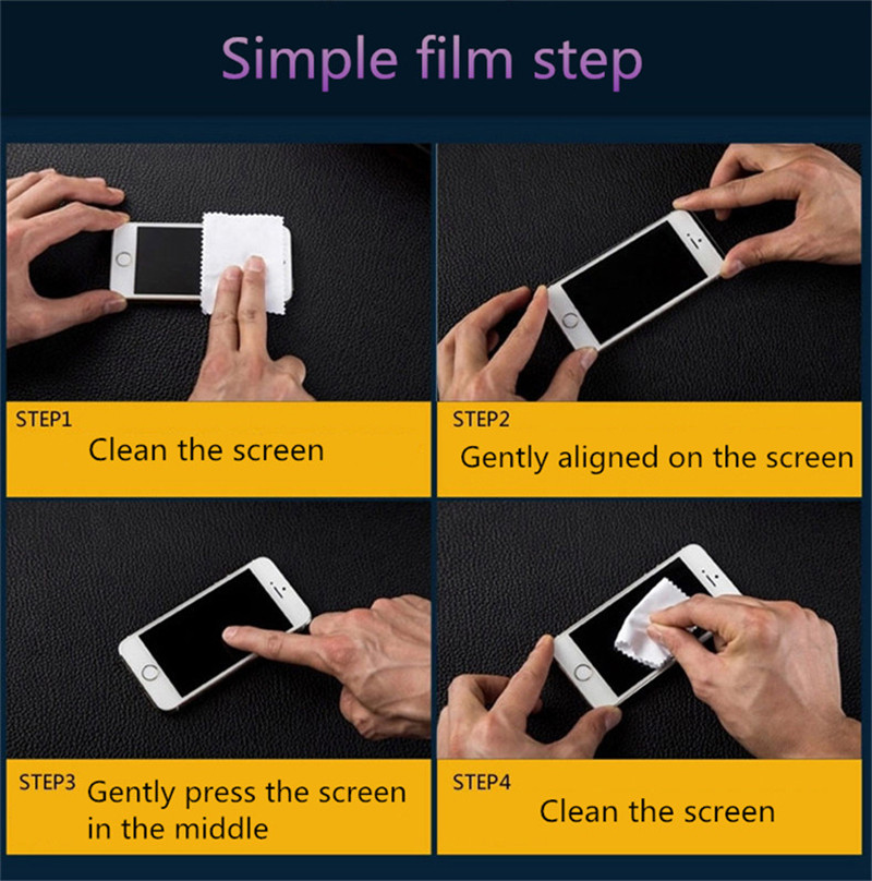 For Apple iPhone 6s Tempered Glass Screen Protector For iPhone 6 6 S Plus Glass 4.7 / 5.5 Toughened protective Film
