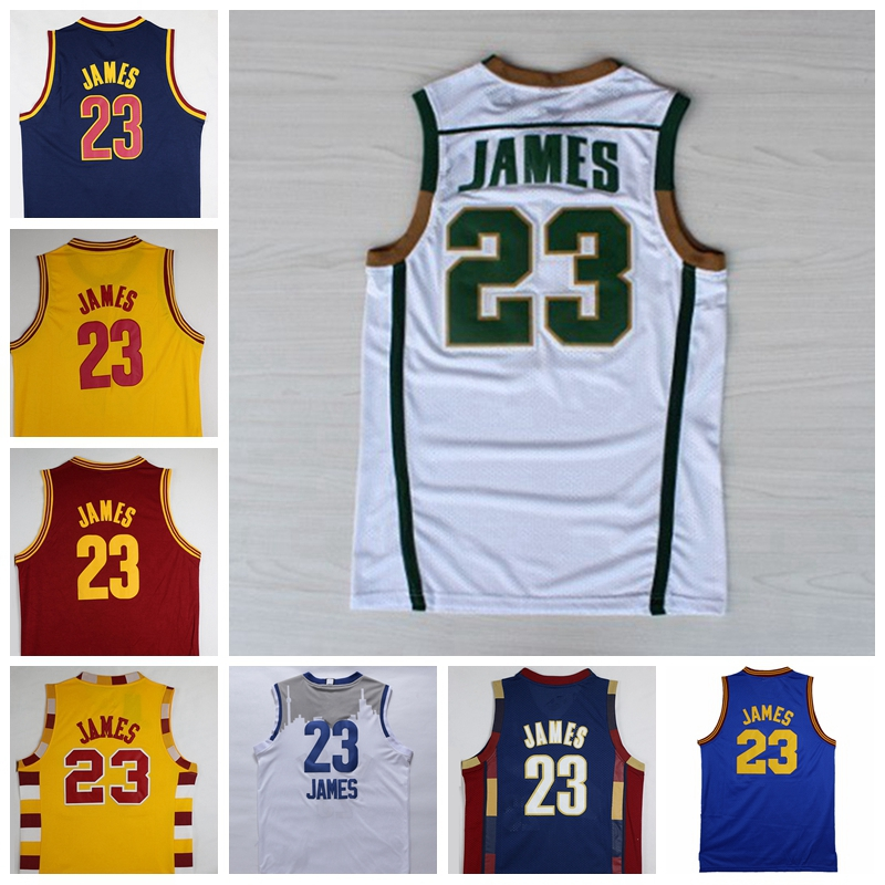 23 Leb James Christmas Basketball Jersey Stitched For Lebron James College Basketball Jerseys Throwback Lebron James Jersey tops(China (Mainland))